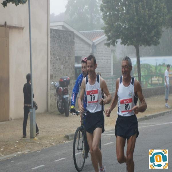 Michel Lebesnerais Marathonien