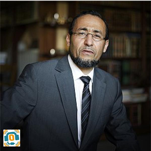 Rencontre avec Tareq Oubrou  à la Mosquée de Bordeaux